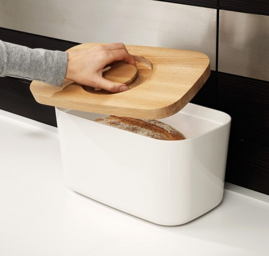 Ouverture facile pour la boite à pain