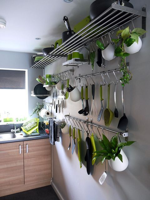 18 id es pour gagner des rangements suppl mentaires dans for Art de cuisine de sihem