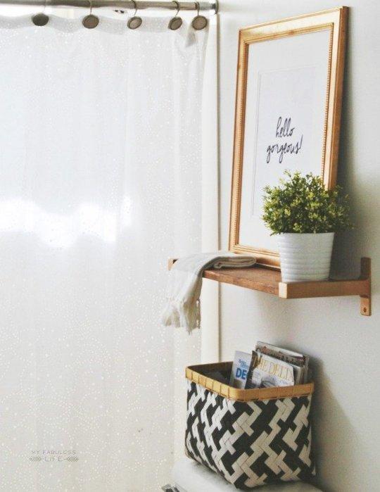 5 idées pour optimiser le rangement de votre salle de bain