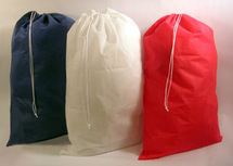 Sac à linge, sac en toile, sac à linge de buanderie