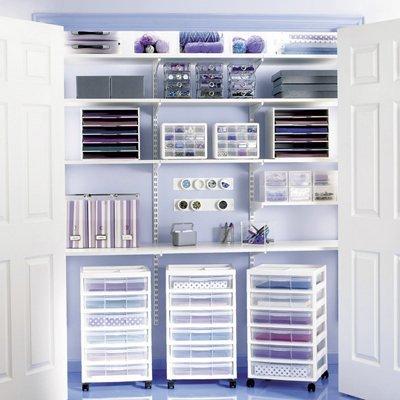 rangement vetement, meuble d'appoint, tour de rangement, petit dressing, organisation de la maison