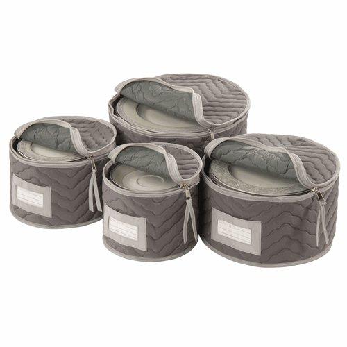 housse, housse pour vaisselle, rangement sécurisé, housse assiettes, protection vaisselle, housse de protection assiette