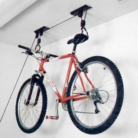 Rangement vélo : en l'air !