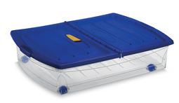 boite de dessous de lit, rangement sous le lit