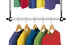 Une manière simple de doubler la taille de son dressing ou de ses placards