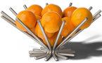 Rangement de la cuisine : corbeilles à fruits