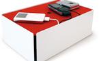 Une station de rechargement pour tous les portables, mp3 et appareils photos