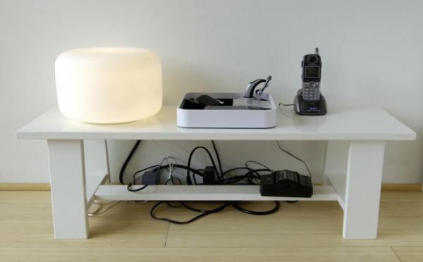 Une solution design pour ranger ses cables électriques
