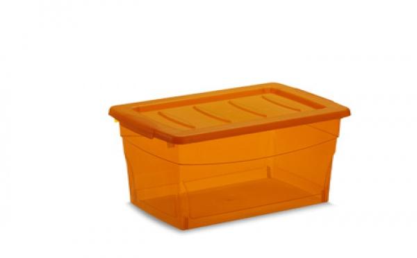 Des boites de rangement qui affichent leurs couleurs