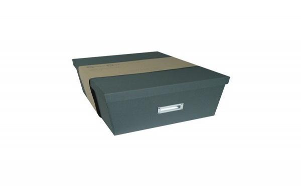 La boite de rangement en carton : essentielle au rangement de la maison