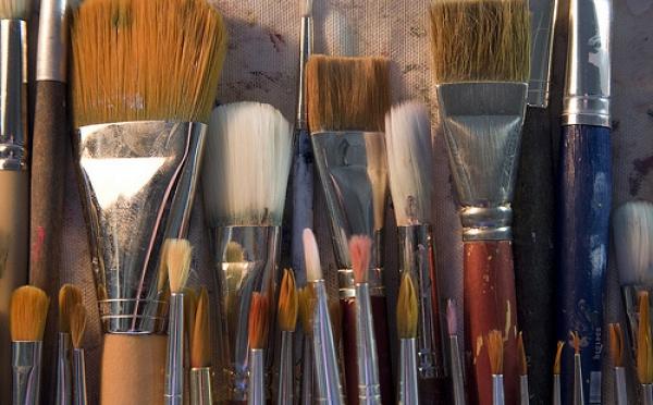 Solution de rangement pour vos pinceaux