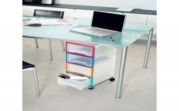 Un caisson de bureau au format A4