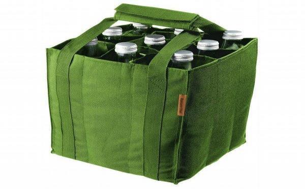 Où trouver un panier à bouteilles déco et pratique ?