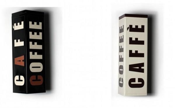 Quelle boite pour ranger les capsules à café ?