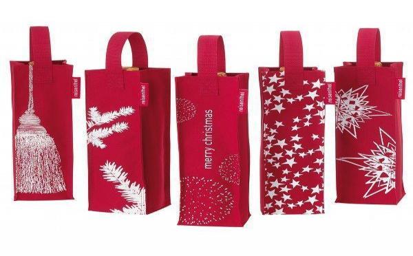 Sac à bouteille Noël : une nouvelle façon d'offrir