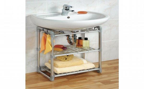 5 conseils pour le rangement de la salle de bain