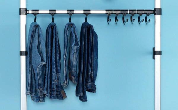 5 conseils pour le rangement du dressing