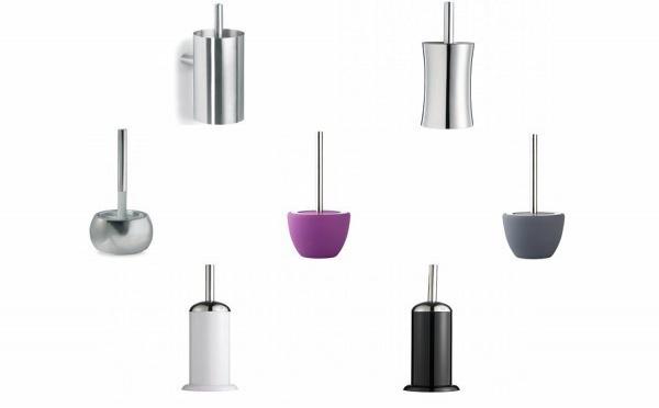 De quels accessoires avez-vous besoin dans vos toilettes ?