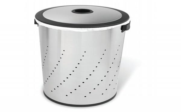 Un panier à linge design pour votre salle de bain