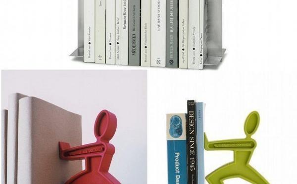 Quel serre-livre pour votre bibliothèque ?