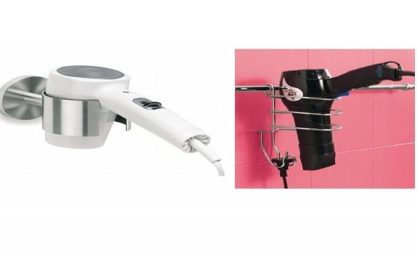 Où ranger son sèche-cheveux ? Une solution gain de place