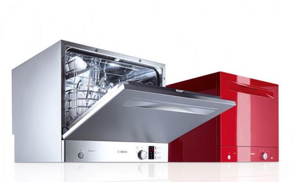 Le lave-vaisselle compact de Bosch : le mini-lave-vaisselle pour couple