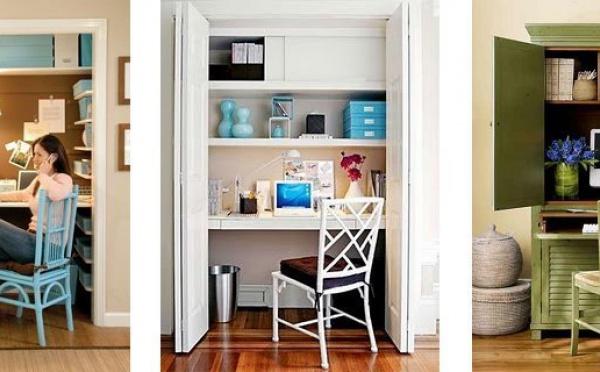 Comment organiser mon bureau à la maison ?