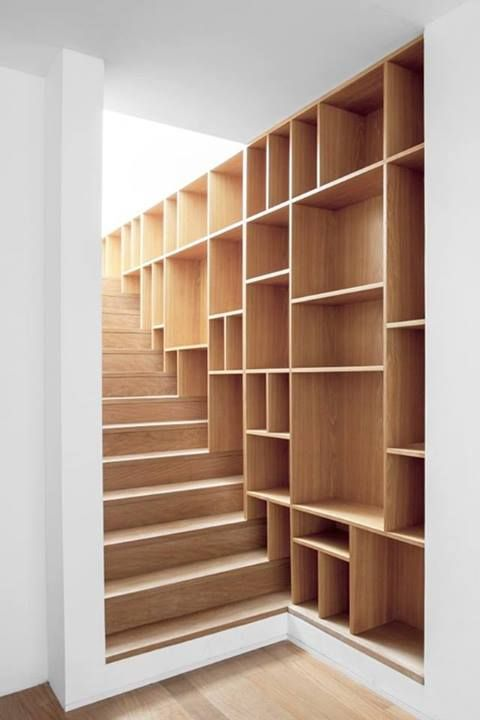 Diaporama Escalier Bibliothèque | Galerie | T H I S G A
