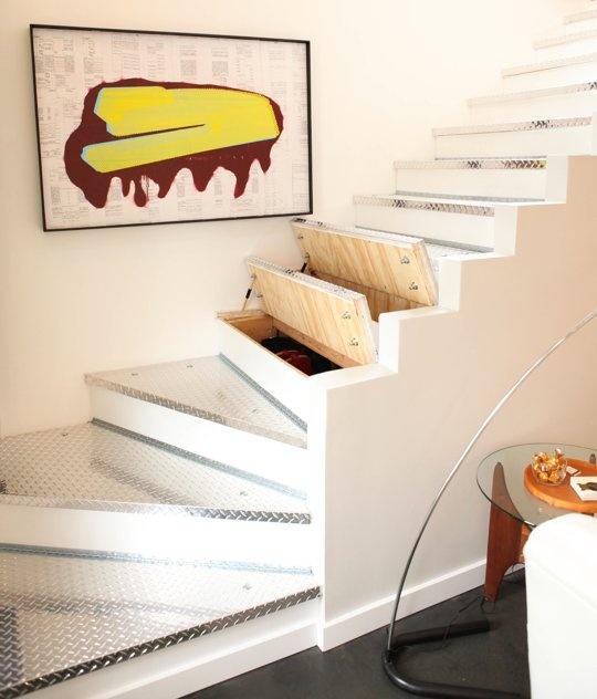 Comment Utliser Lespace Sous Un Escalier